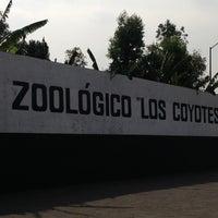 Photo taken at Parque Ecológico Los Coyotes by Victor Manuel G. on 1/18/2013