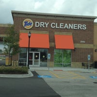 Photo taken at Tide Dry Cleaners by Mike M. on 10/5/2013