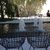 Photo taken at MoMA Sculpture Garden by Stefanie D. on 9/4/2013