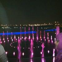 Photo taken at Setia City Park by Rami H. on 8/21/2013