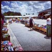 Photo taken at Red Barn Flea Market by Dan B. on 8/10/2013