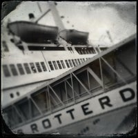Photo taken at ss Rotterdam by Fedra A. on 3/10/2013