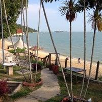 Photo taken at Tanjung Bidara Beach Resort by Chewan I. on 3/28/2014