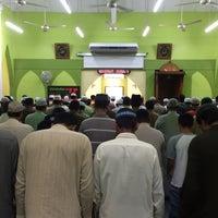 Photo taken at Surau Al Barakah, Taman Mawar by Fareed Z. on 5/15/2015