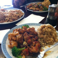 Photo taken at Dragon Chinese Restaurant by Alicia S. on 10/30/2012