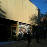 Photo taken at Students' Union Building (SUB) by Marcelo B. on 11/14/2012