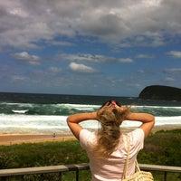 Photo taken at Copacabana Beach by Larissa M. on 3/23/2014