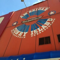 Photo taken at American Coney Island by Cindi S. on 7/13/2013