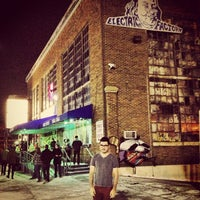 Photo taken at Electric Factory by Neto A. on 1/28/2013