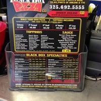 ... Photo taken at Black Box Pizza Co. by Maria N Jesus R. on 8 ... & Black Box Pizza Co. - 3 tips Aboutintivar.Com