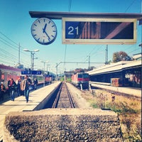 Photo taken at Klagenfurt Hauptbahnhof by Martin on 9/15/2012