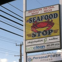 Photo taken at The Seafood Stop by Victoria C. on 5/25/2013