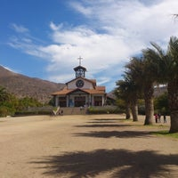 Photo taken at Santuario Santa Teresita de los Andes by Claudio G. on 4/13/2013
