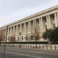 Photo taken at Russell Senate Building by JoEllen E. on 12/11/2016