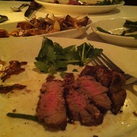 Photo taken at Morton's Steakhouse by Mary C. on 9/14/2013