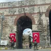 Photo taken at Edirne Kapı Surları by Fenerbahce F. on 6/25/2016