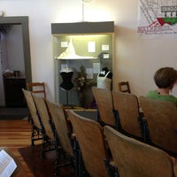 Photo taken at South County Historical Society by Victoria M. on 6/29/2013