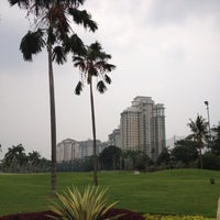 Photo taken at Pondok Indah Golf & Country Club by Eko F. on 10/26/2012
