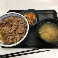 Photo taken at Yoshinoya by SHIRA on 10/28/2016
