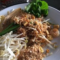 Photo taken at Thai Airways (TG) Restaurant by Natalie W. on 9/9/2016