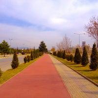 Photo taken at Yürüyüş Parkuru by Nilay on 3/10/2017