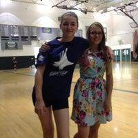 Photo taken at Marsh Junior High by Pamela B. on 5/2/2014