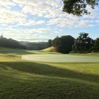 Photo taken at Kobe Pine Woods Golf Club by just-a-passer-bye on 10/21/2017