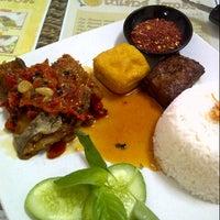 Photo taken at Tulang Jambal by Sylvia R. on 12/11/2012