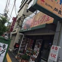 Photo taken at 町のステーキ屋さん 加真呂 錦糸町店 by Kiyoshi T. on 6/12/2016