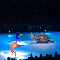 Photo taken at Disney on Ice by Kelly H. on 12/5/2015