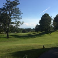 Photo taken at Grove Park Inn Golf Course by Kelly H. on 6/20/2016