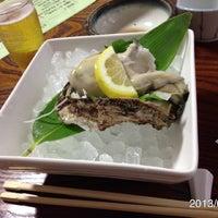 Photo taken at 呑龍 居酒屋 by Misato K. on 6/12/2013