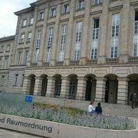 Photo taken at Bundesamt für Bauwesen und Raumordnung (BBR) by Juergen E. on 6/9/2016