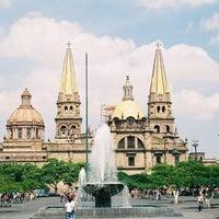 Photo taken at Guadalajara by Gabriel M. on 5/9/2013