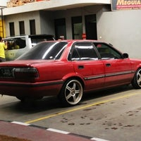 Photo taken at Checkpoint Auto Salon Cafe by Rio M. on 6/17/2013