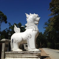 Photo taken at วัดป่าดาราภิรมย์ by Bongkot P. on 11/10/2012