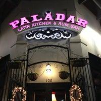 Photo Taken At Paladar Latin Kitchen U0026amp;amp; Rum Bar By Missy B. ...