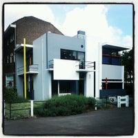 Photo taken at Rietveld Schröder House by Rikutaro M. on 7/2/2013