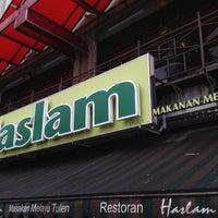 Photo taken at Restoran Haslam by Sairis A. on 2/3/2013