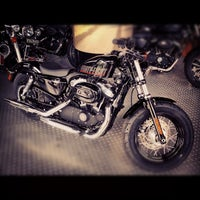 Photo taken at Mabua Harley-Davidson by Abraham S. on 9/21/2012