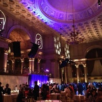 Photo taken at Cipriani Wall Street by Ryan M. on 12/21/2012