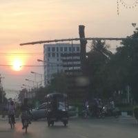 Photo taken at Kalasin City Hall by Phiphawin S. Srikrai ร. on 4/21/2014
