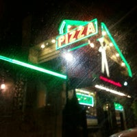 Photo taken at Little Vincent's Pizza by Topher on 7/19/2015
