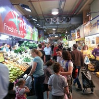 Photo taken at Adelaide Central Market by John P. on 10/2/2012