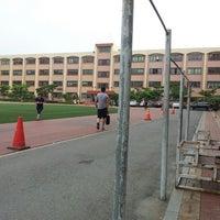 Photo taken at 정의여자중학교 by soojung c. on 5/26/2013