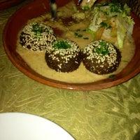 Photo taken at Al-Jaima, Cocina del Desierto by Manuel P. on 9/10/2013