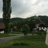Photo taken at Weingut UHL by Yulia on 8/13/2014