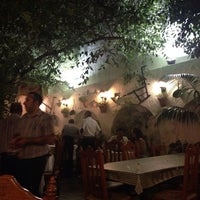 Photo taken at Restaurante Blanco y verde by Maria M. on 7/9/2014
