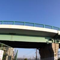 4/27/2013にTaka T.が西の谷跨線橋で撮った写真