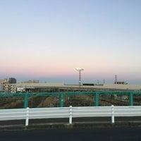 12/31/2015にTaka T.が西の谷跨線橋で撮った写真